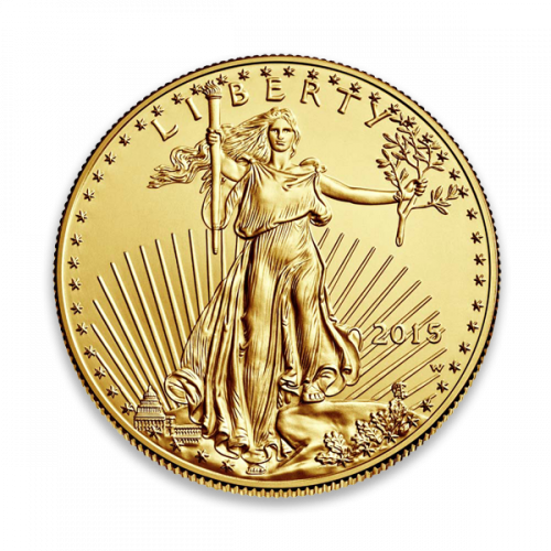 Any Year - 1/10oz American Gold Eagle